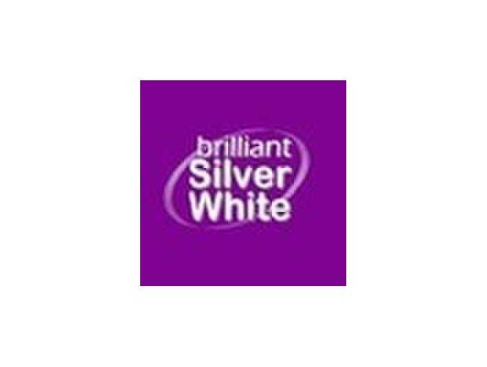 Brilliant Silver White - Hairdressers