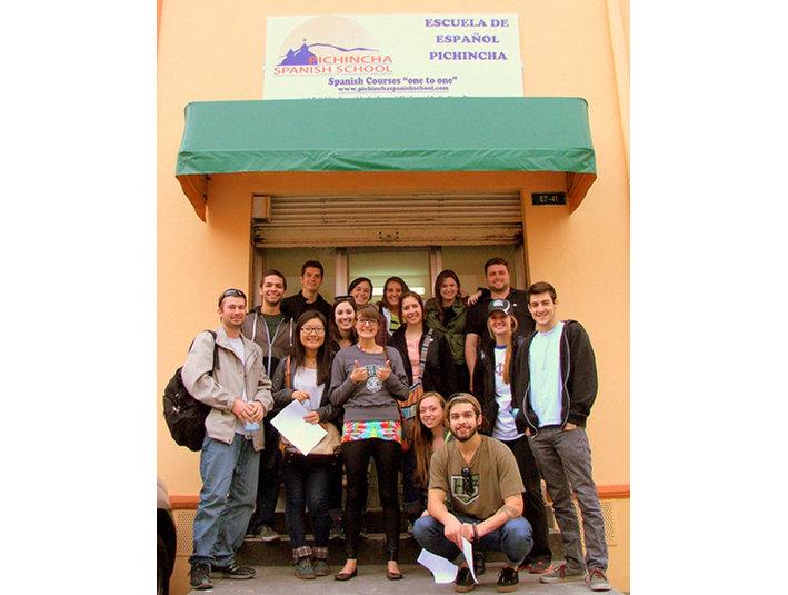 Escuela de Español Pichincha - Escuelas de idiomas
