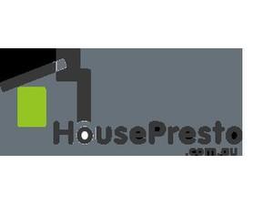 House Presto - Builders, Artisans & Trades