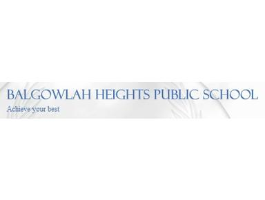 Balgowlah Heights Public School - International schools