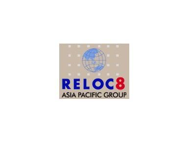 RELOC8 Asia Pacific Group - Australia - Relocation services