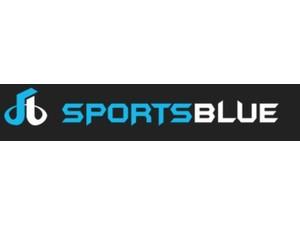 Sports Blue - Tennis, Squash & Racquet Sports