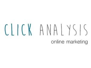Click Analysis - Online Marketing Consultant - Webdesign