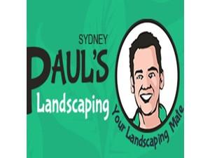 Paul's Landscaping Sydney - Gardeners & Landscaping