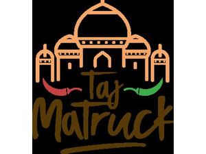 Taj Matruck - Food & Drink