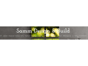 Samm Design & Build - Construction Services