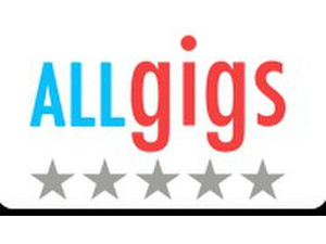 AllGigs - Conference & Event Organisers
