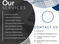 Jims Bookkeeping Eltham (1) - Financial consultants