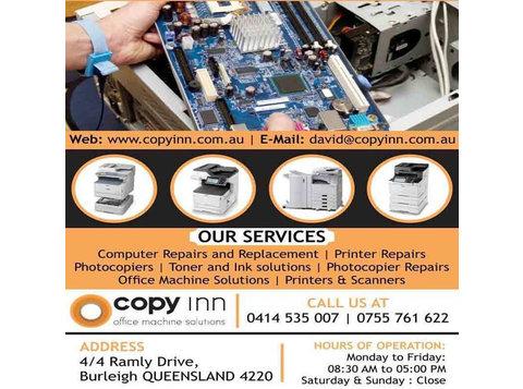 Copy Inn - Počítačové prodejny a opravy