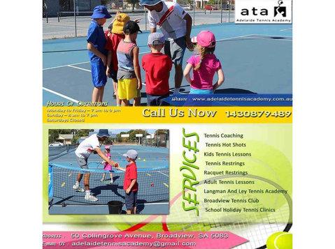Millswood Tennis Club | Adelaide Tennis Academy - Tennis, Squash & Racquet Sports