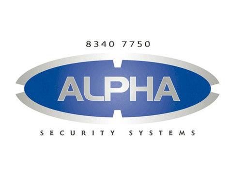 Alpha Security - Security services