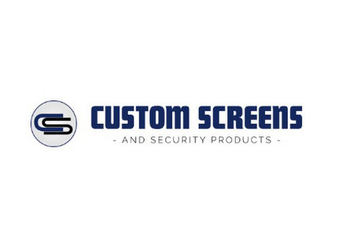 Custom Screens & Security Products - Security services