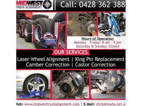 Midwest Truck Alignment - Car Repairs & Motor Service