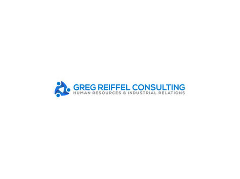 Greg Reiffel Consulting - Consultancy