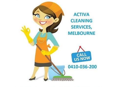 Activa Cleaning Services In Melbourne - Cleaning Companies - Cleaners & Cleaning services