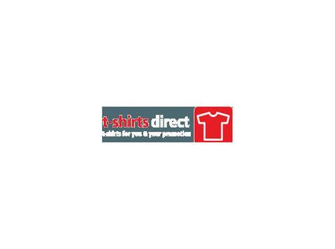 T Shirts Direrct - Clothes