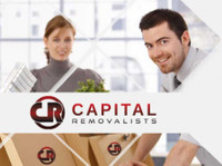 Capital Removalists (1) - Removals & Transport
