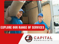Capital Removalists (2) - Removals & Transport