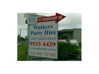Walkers Party Hire (1) - Furniture rentals