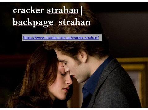 cracker strahan | backpage  strahan - Advertising Agencies