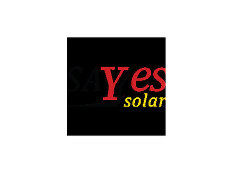Say Yes Solar - Solar, Wind & Renewable Energy