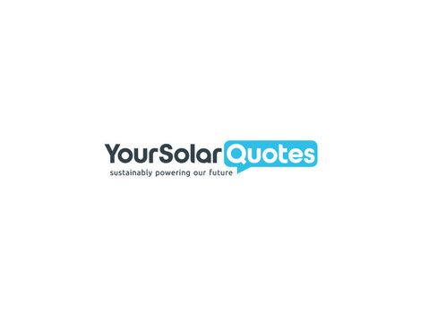 Your Solar Quotes - Energie solară, eoliană şi regenerabila