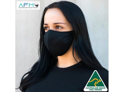 Australian Face Masks - Clothes