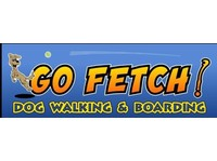 Go Fetch Dog Walking and Boarding - Pet services