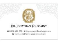 Dr Jonathan Toussaint - Doctors