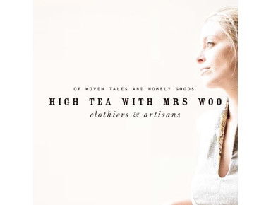 High Tea With Mrs Woo - Clothes