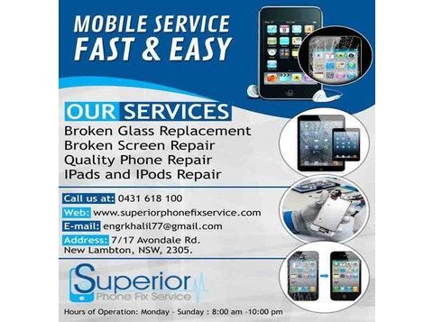 Superior Phone Fix Service - Počítačové prodejny a opravy