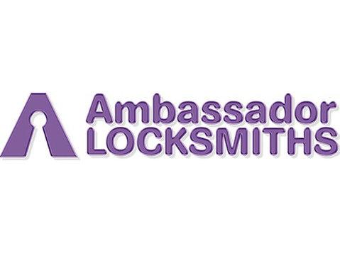 Ambassador Locksmiths - Security services