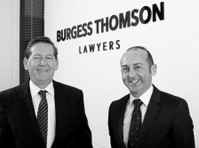 Burgess Thomson (1) - Lawyers and Law Firms