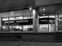 Burgess Thomson (3) - Lawyers and Law Firms