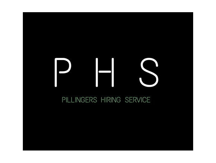 Pillingers Hiring Service - Conference & Event Organisers