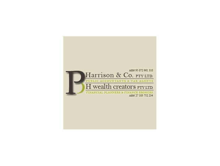 P.B.HARRISON & Co. Pty Limited - Tax Agent Hornsby - Tax advisors