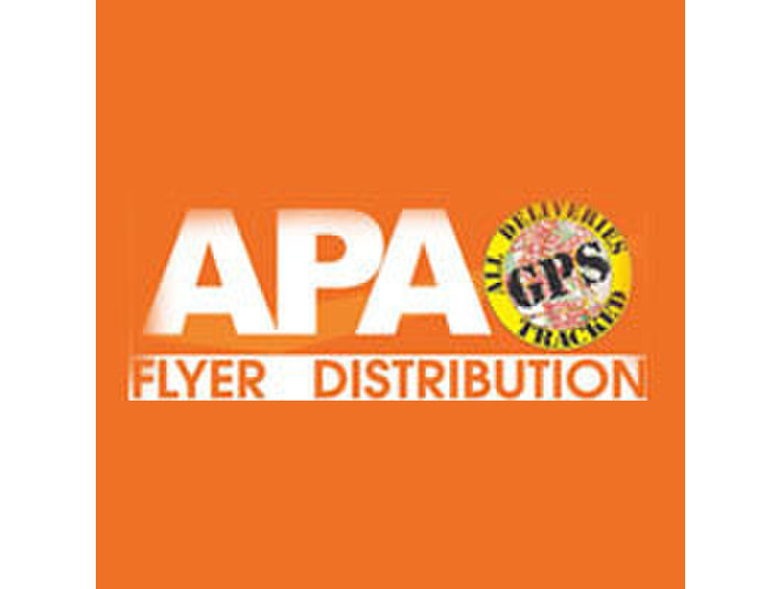 Advertising Printing Australia Ltd.(APA) - Advertising Agencies