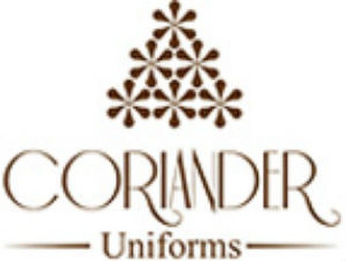 Coriander Uniforms - Clothes