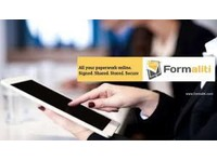 Formaliti - Electronic Signature, Online Forms (2) - Business & Networking