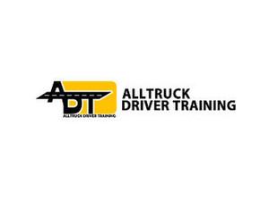 Alltruck Driver Training - Scoli de Conducere, Instructori & Lecţii