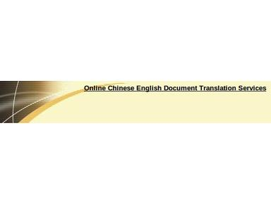 Chinese to English Online Translation - Immigration Services