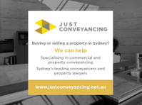 Just Conveyancing Sydney (1) - Property Management