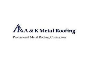 A & K Metal Roofing - Roofers & Roofing Contractors