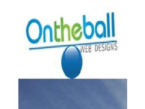 On The Ball Web Designs - Webdesign
