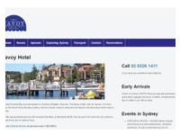 Savoy Double Bay Hotel Pty. Ltd. (1) - Hotels & Hostels