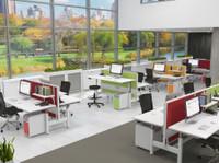 jp office workstations - Furniture