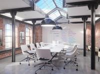 jp office workstations (2) - Furniture