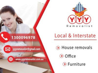 YYY Removalist (1) - Removals & Transport