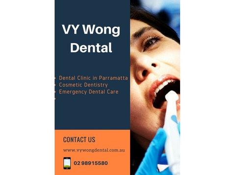 vy wong dental - Dentists