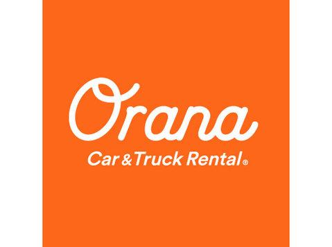 Orana Car & Truck Hire - Car Rentals